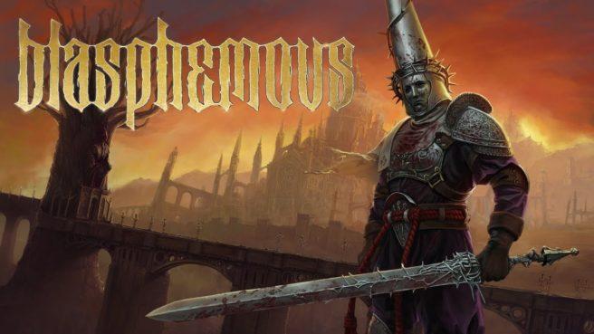تریلر زمان انتشار بازی Blasphemous منتشر شد | هیجانانگیز و خونین