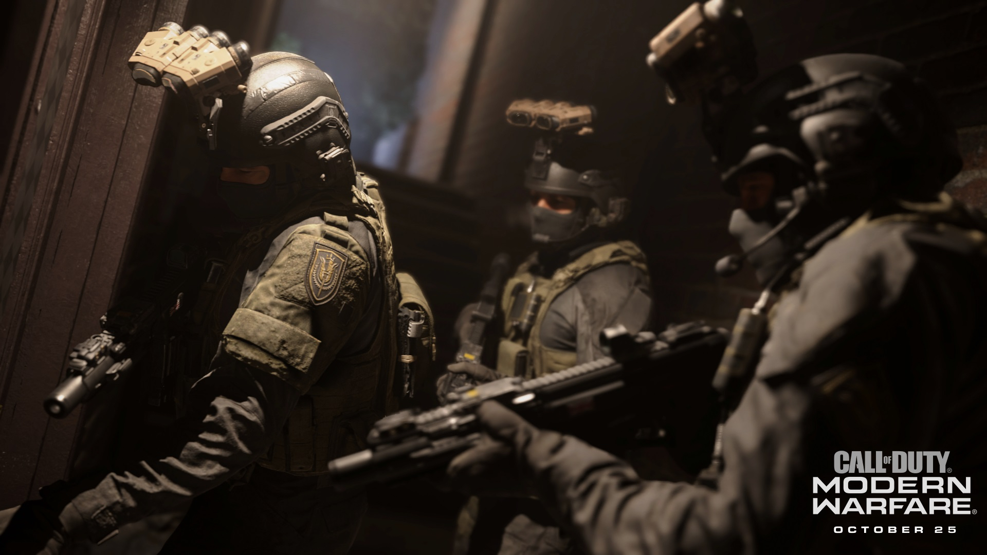 A new trailer for Call of Duty: Modern Warfare has been released