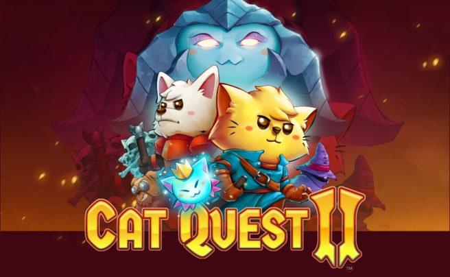 Nintendo Indie Direct | بازی Cat Quest II برای نینتندو سوییچ معرفی شد