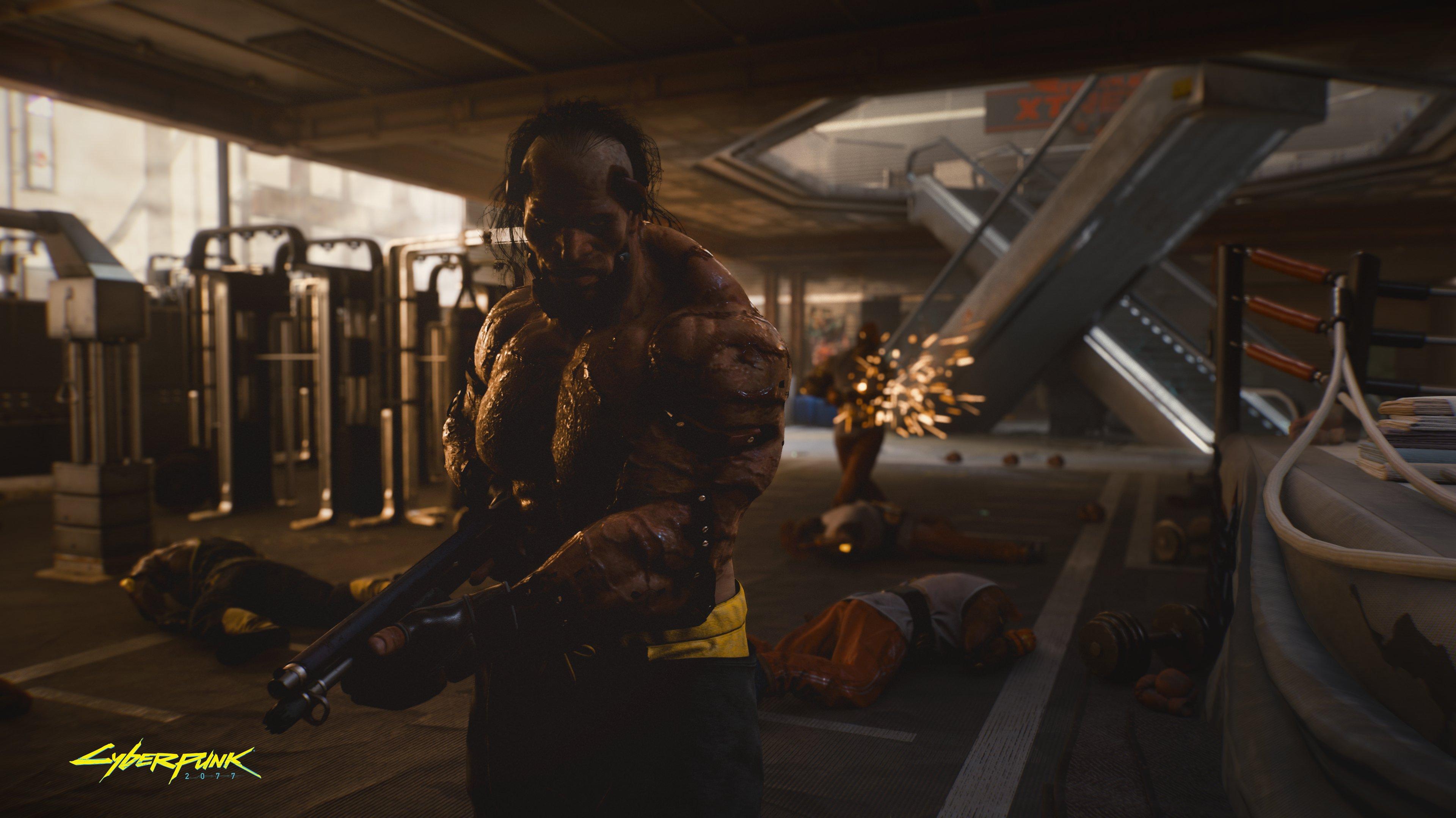 تصاویر جدیدی از بازی Cyberpunk 2077 منتشر شد