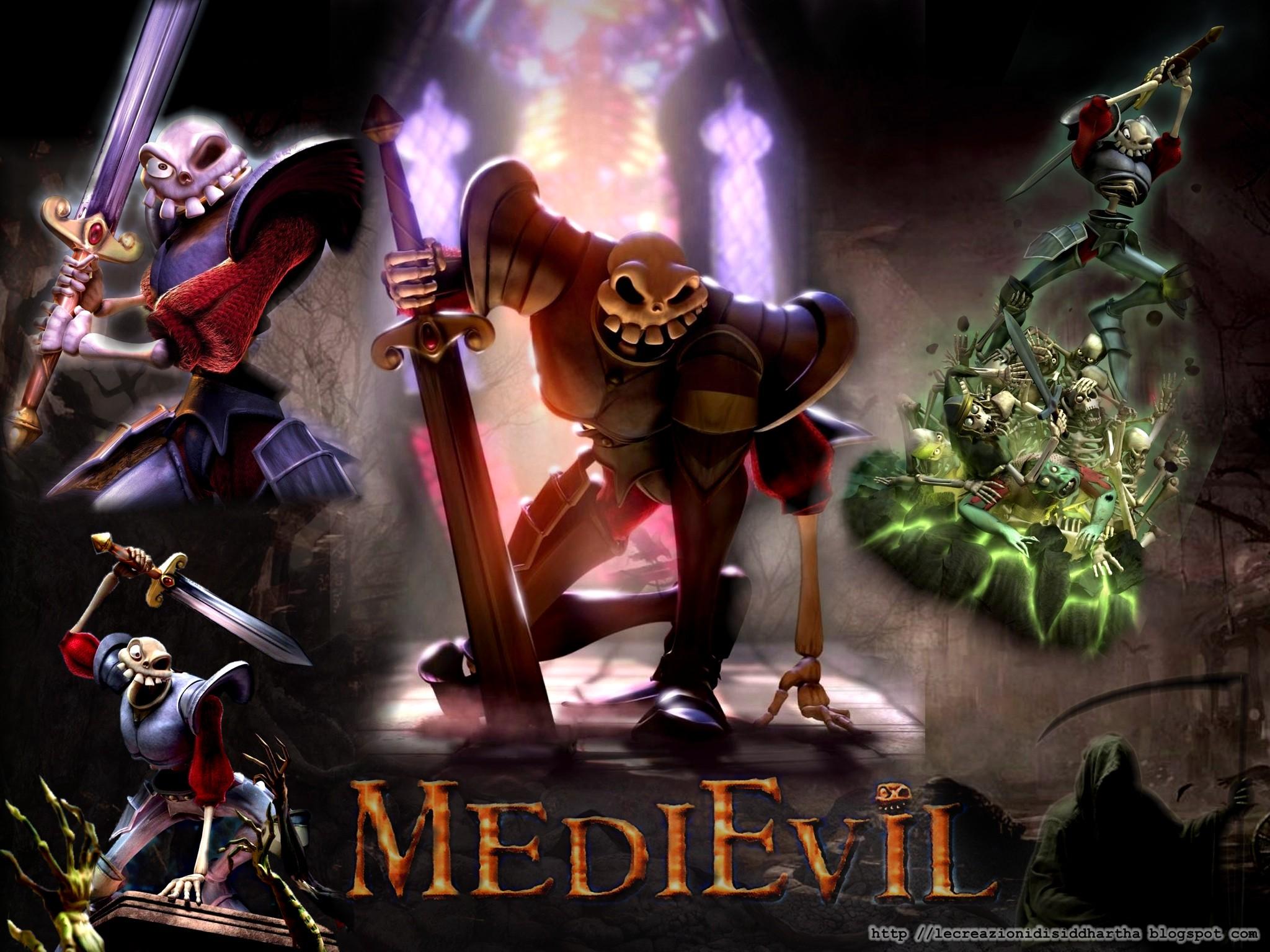 ویدئویی از پشت صحنه توسعهی بازی MediEvil Remake منتشر شد