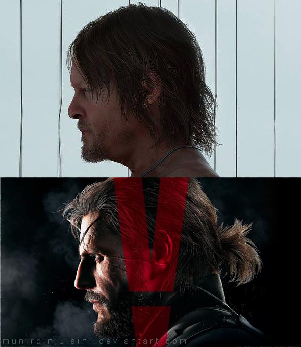 تمرکز بازی Death Stranding برخلاف Metal Gear Solid V برروی داستان خواهد بود