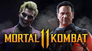 جایگزینی Joker به جای Ash Williams در Mortal Kombat 11