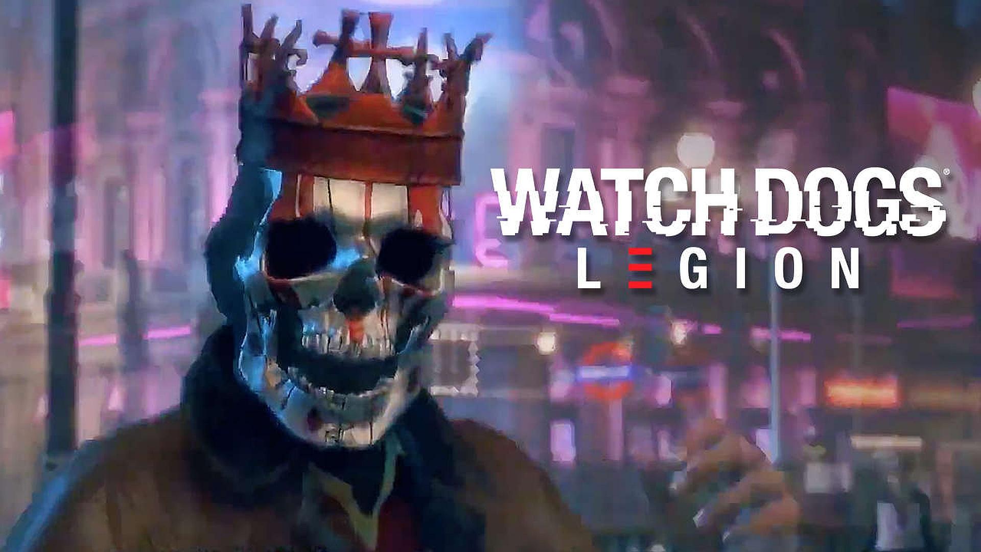 Stadia Connect | تریلری جدید از Watch Dogs: Legion منتشر شد