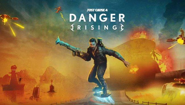 لیست تروفیهای بستهی الحاقی Danger Rising بازی Just Cause 4 منتشر شد