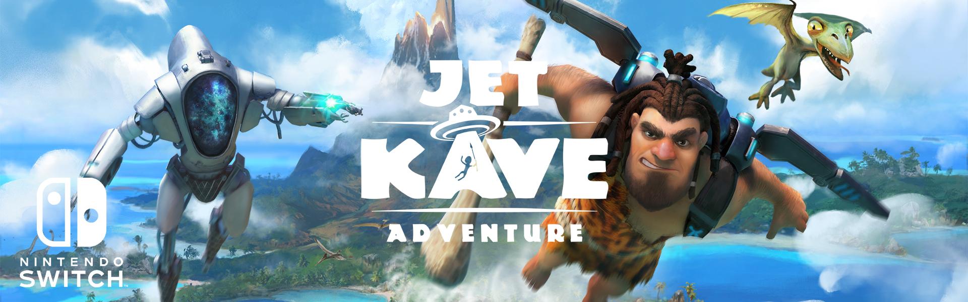 تاریخ انتشار بازی Jet Kave Adventure مشخص شد