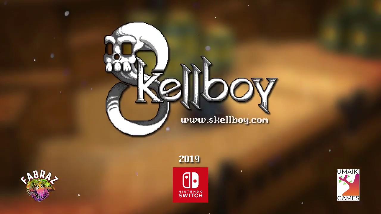 Nintendo Indie Direct   با انتشار تریلری از بازی Skellboy، تاریخ عرضهی آن مشخص شد
