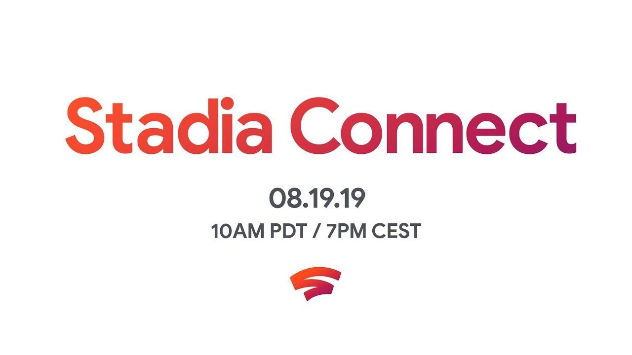 پوشش زندهی دومین کنفرانس اختصاصی گوگل با نام Stadia Connect ( به اتمام رسید)