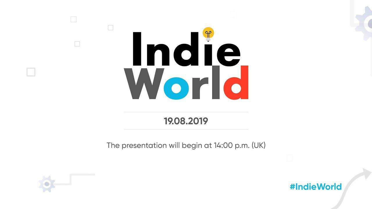 پوشش زندهی کنفرانس Nintendo Indie Direct