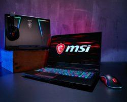 با لپتاپ قدرتمند MSI GE75 Raider 9SF بالاترین سطح از گیمینگ را تجربه کنید