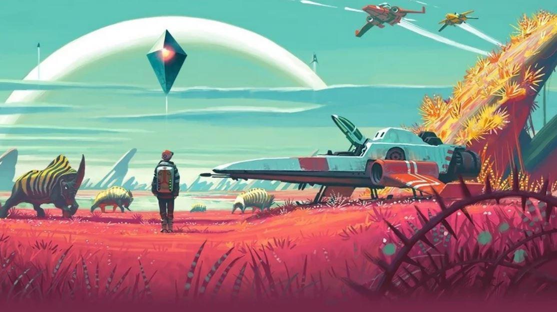 جزییاتی از بهروزرسانی ۲٫۰۹ بازی No Mane's sky توسط Hello games منتشر شد