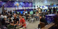 جام قهرمانان بازیهای ویدیویی ایران آغاز شد / بازدید وزیر ارشاد