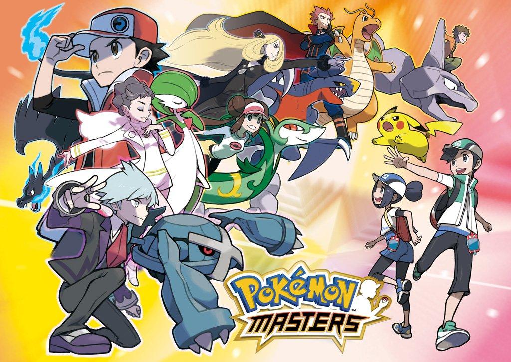 بازی Pokemon Masters برروی گوشیهای هوشمند منتشر شد