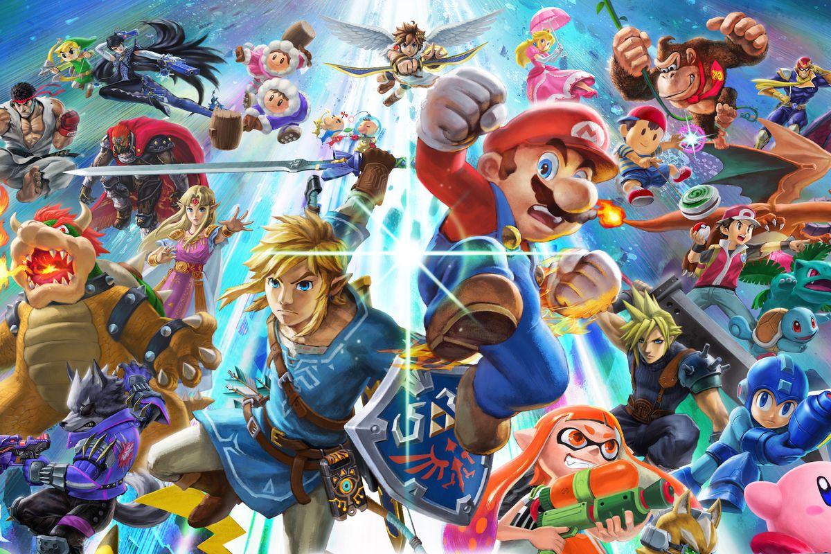 بهزودی رویداد جدید بازی Super Smash Bros Ultimate آغاز میشود