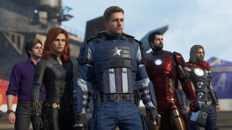چهرهی ابرقهرمانهای Marvel's Avengers در تریلر منتشر شده تغییر کرده است