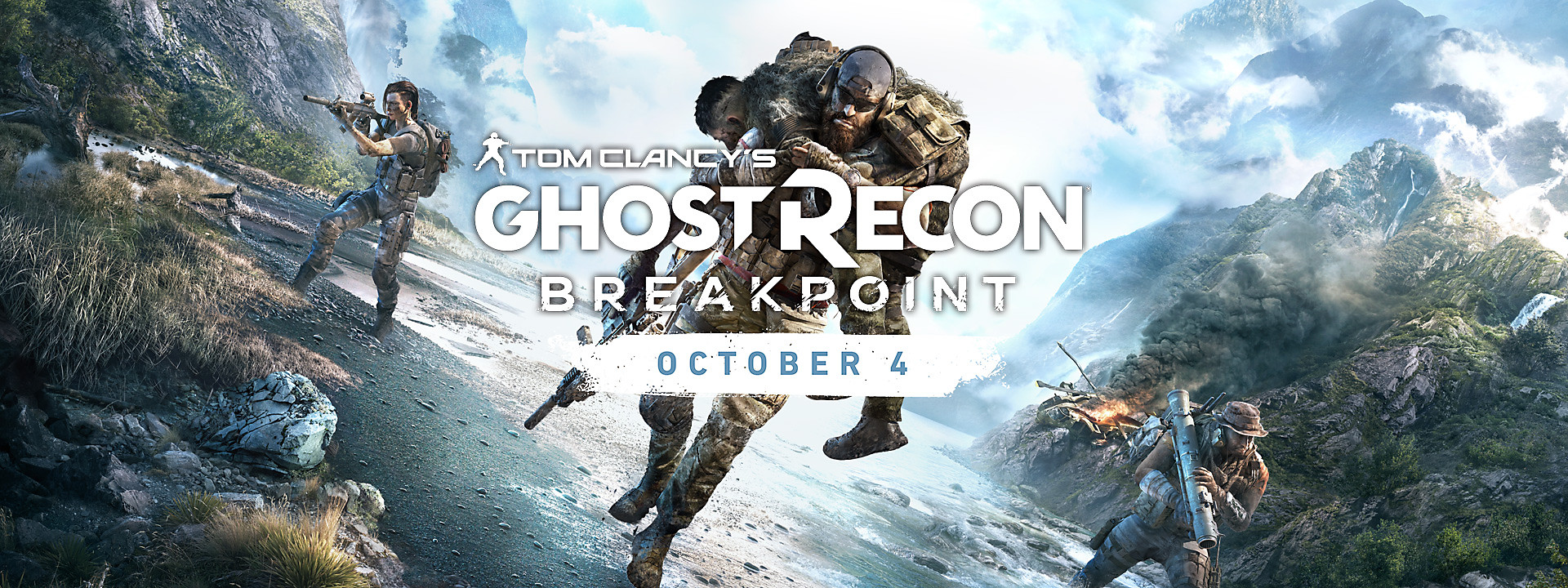 سیستم مورد نیاز بازی Ghost Recon Breakpoint مشخص شد