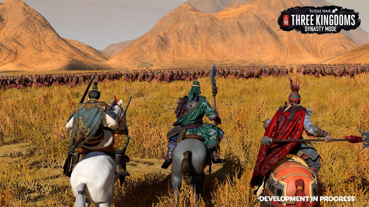بازی Total War: Three Kingdoms یک حالت بازی رایگان جدید را دریافت میکند