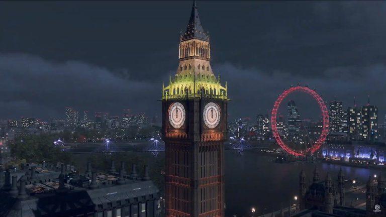 شهر لندن بازی Watch Dogs Legion تفسیری از دنیای مدرن است