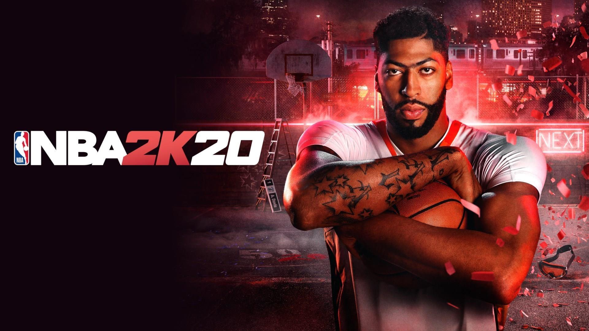فهرست تروفیهای NBA 2K20