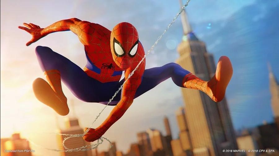 Spider-Man، بازی محبوب استودیوی اینسامنیاک یک ساله شد