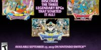تاریخ انتشار سه نسخهی اول Dragon Quest برای نینتندو سوییچ در غرب مشخص شد