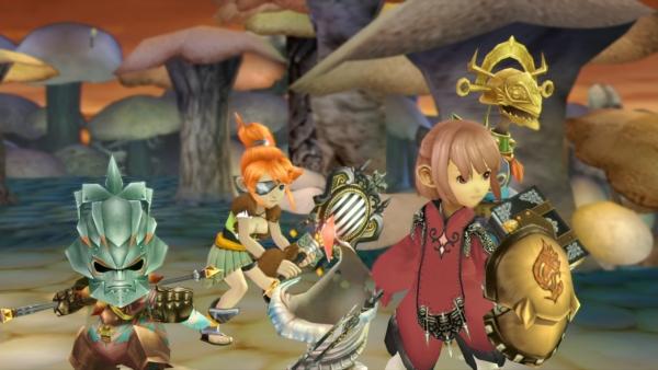 TGS 2019 | تریلری ۲۱ دقیقهای از گیمپلی بازی Final Fantasy Crystal Chronicles: Remastered Edition منتشر شد