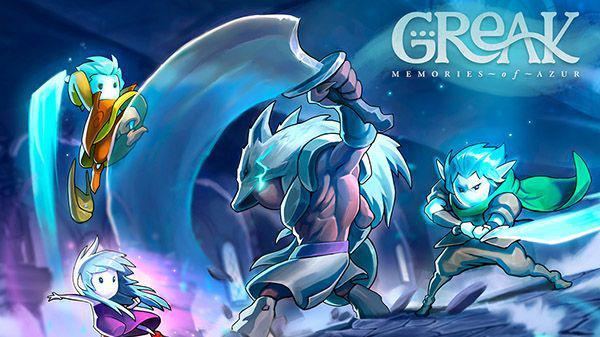 PAX West 2019 | بازی Greak: Memories of Azur برای نینتندو سوییچ منتشر خواهد شد