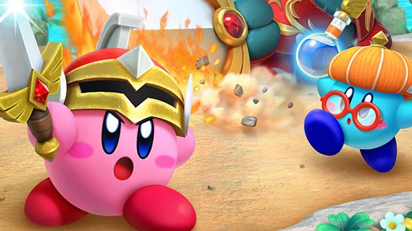Nintendo Direct | بازی Super Kirby Clash برای کنسول نینتندو سوئیچ معرفی شد