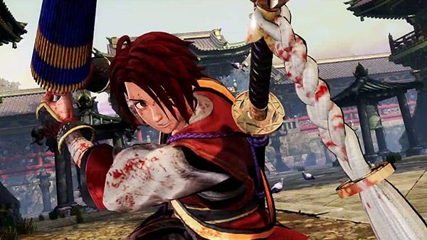 تاریخ انتشار شخصیت جدید بازی Samurai Shodown مشخص شد