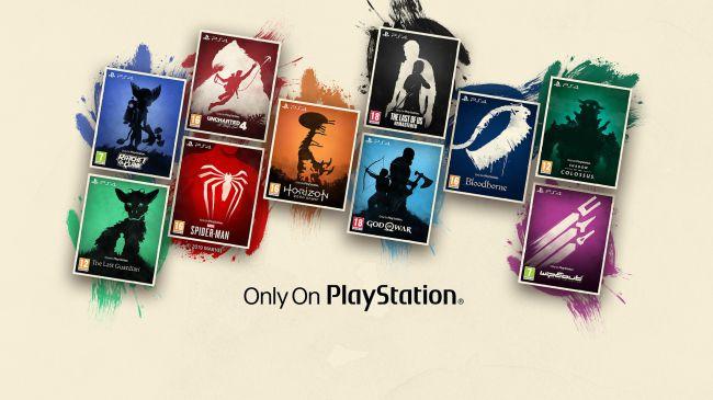 سری جدید طراحیهای جلد بازیهای پلیاستیشن ۴ منتشر شدند