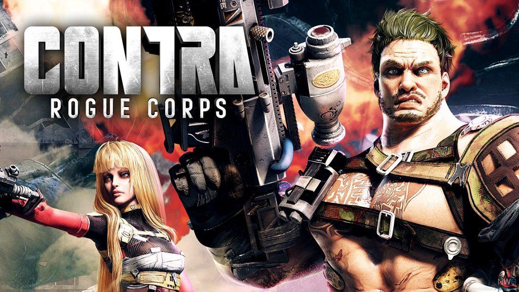 نسخهی دموی بازی Contra: Rogue Corps برای کنسولها عرضه شد