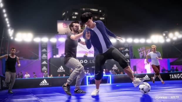 معرفی بازی FIFA 20 6