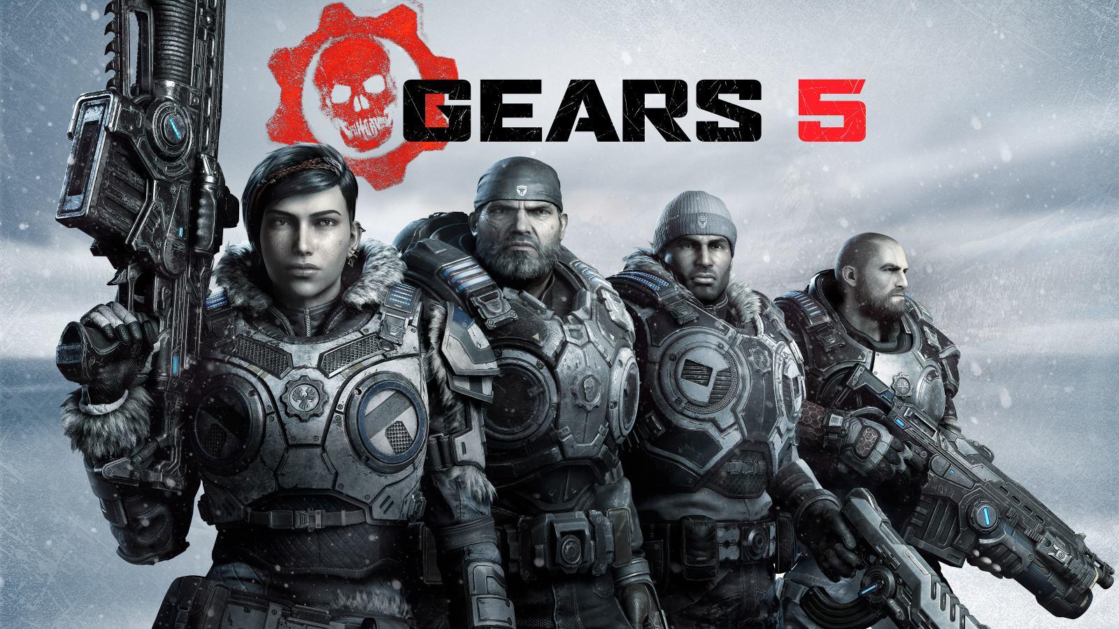 عرضهای موفقیتآمیز؛ ۳ میلیون بازیباز به تجربهی Gears 5 در هفتهی اول انتشار آن پرداختهاند