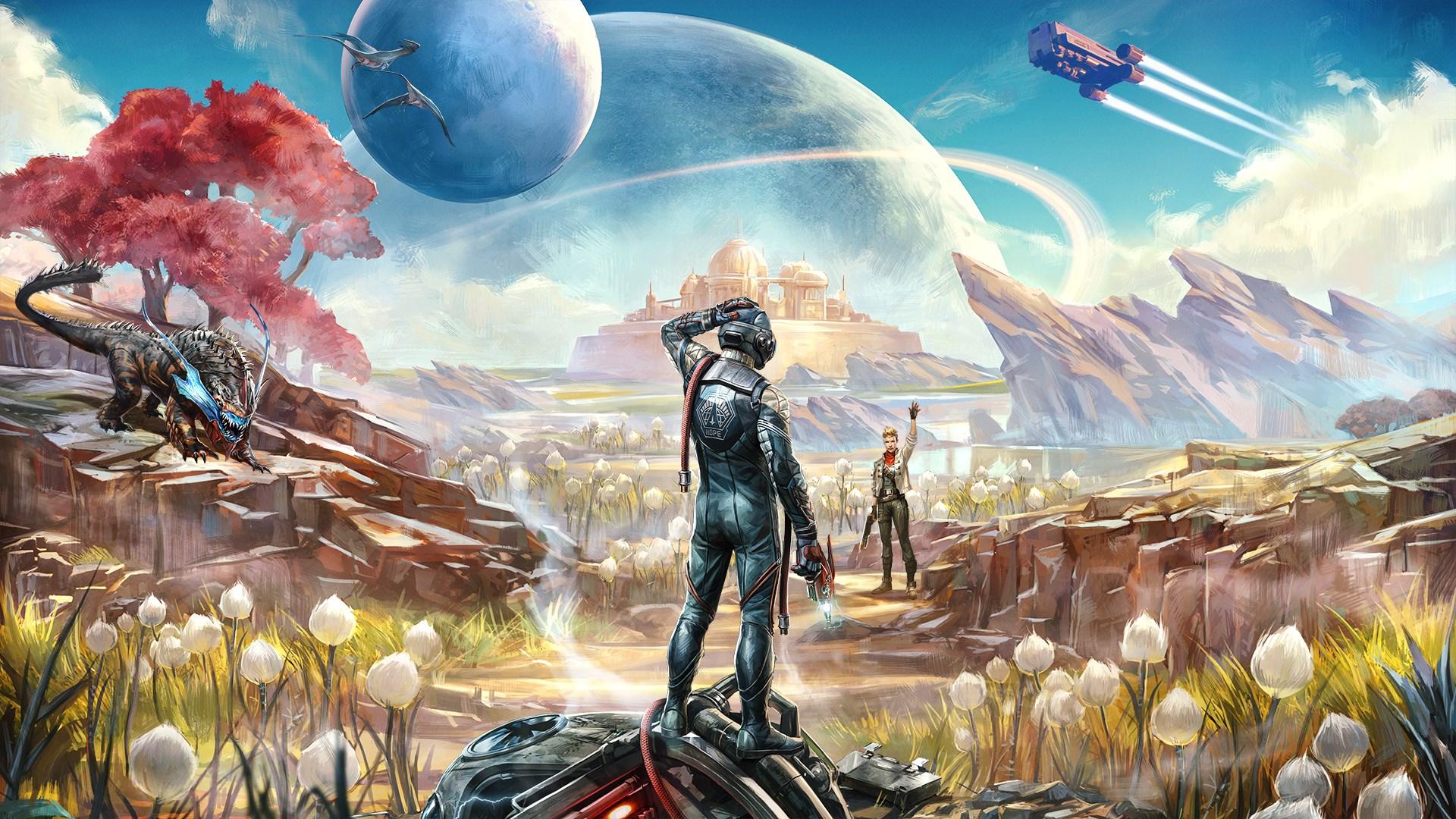 The Outer Worlds | استودیوی آبسیدین به دنبال عرضهی یک بازی بدون باگ است