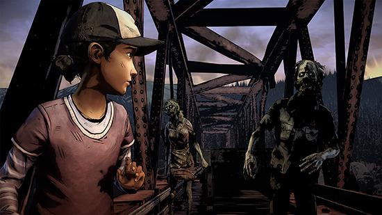 در سوگ لی   نقدها و نمرات بازی The Walking Dead Definitive Series
