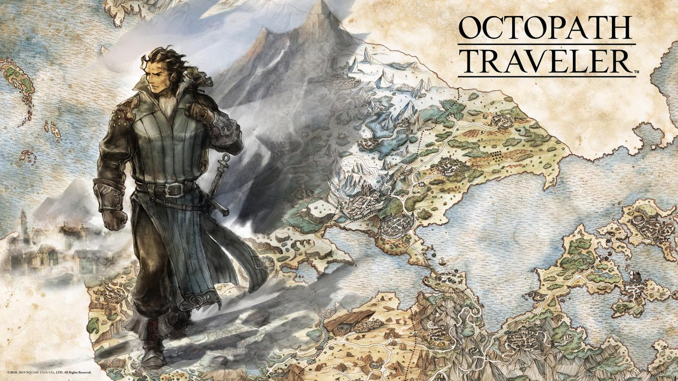 Octopath Traveler Olberic