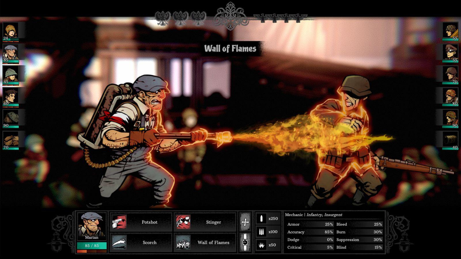 Warsaw Flamethrower