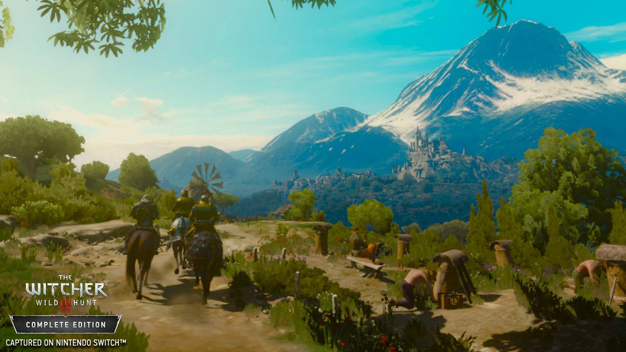 The Witcher 3: Complete Edition - Nintendo Switch