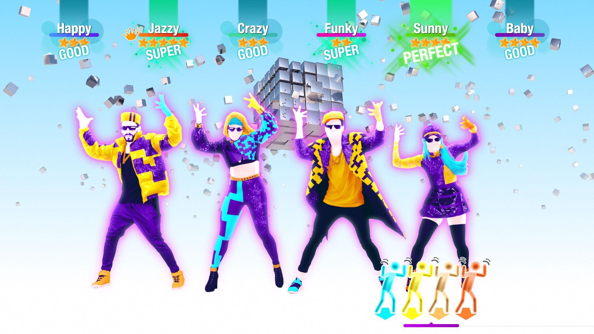 نقد و بررسی بازی Just Dance 2020 9