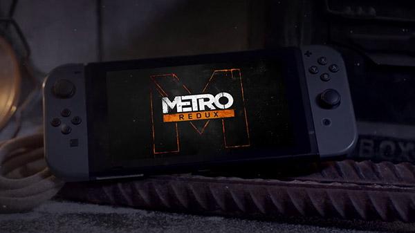 تاریخ انتشار نسخهی نینتندو سوییچ بازی Metro Redux اعلام شد
