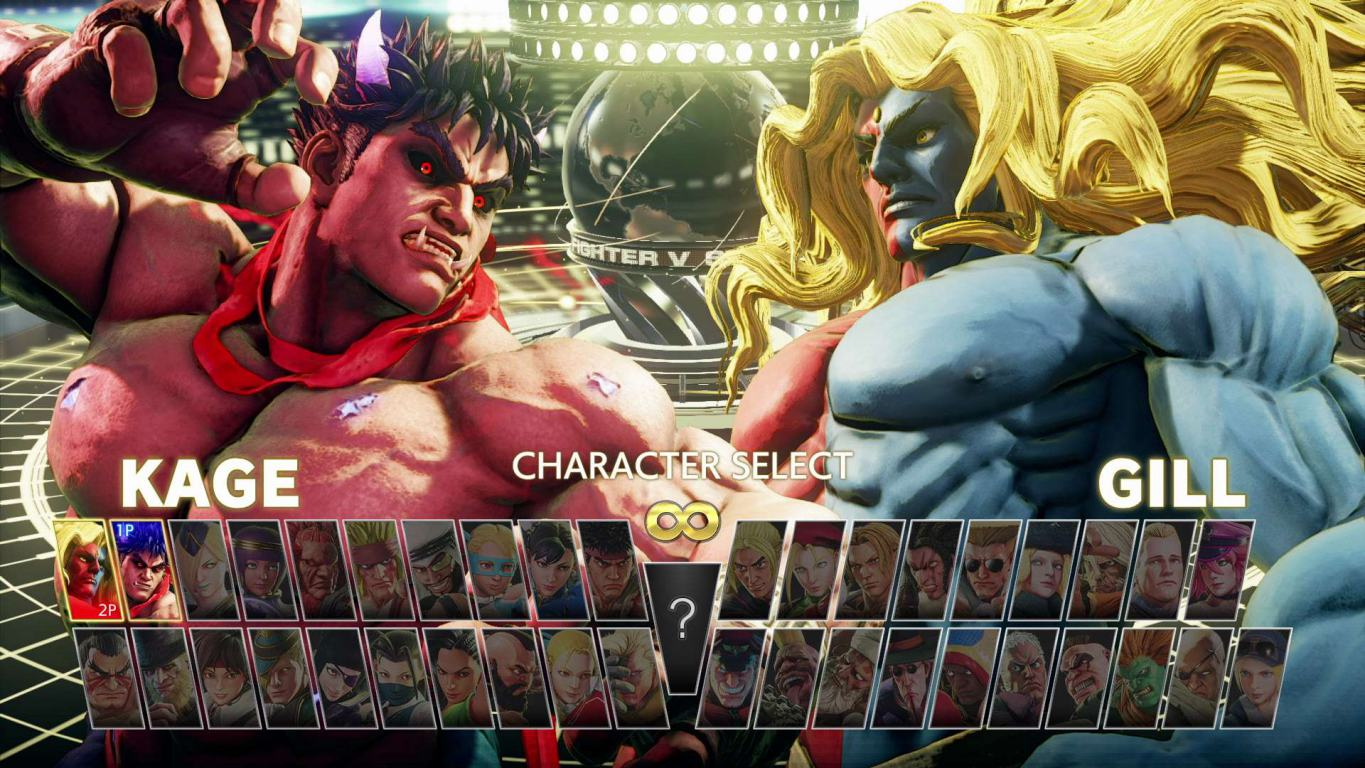 Street Fighter V: Champion Edition