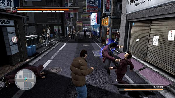 نقد و بررسی بازی Yakuza Collection Remastered 9
