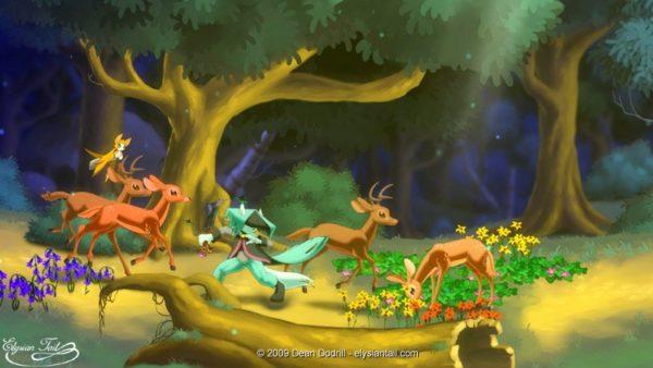 نقد و بررسی Dust: An Elysian Tail 7