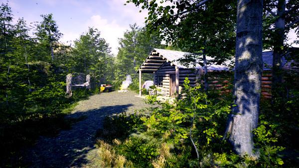 بازی اکتشافی The Fabled Woods با انتشار تریلری معرفی شد