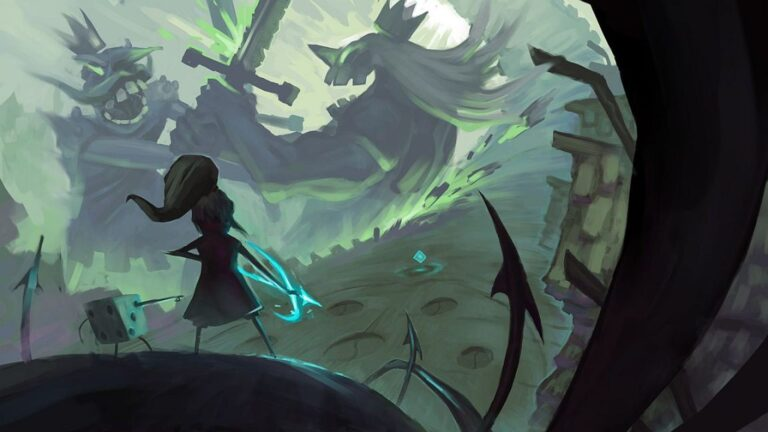 تریلر داستانی جدیدی از بازی Lost in Random منتشر شد