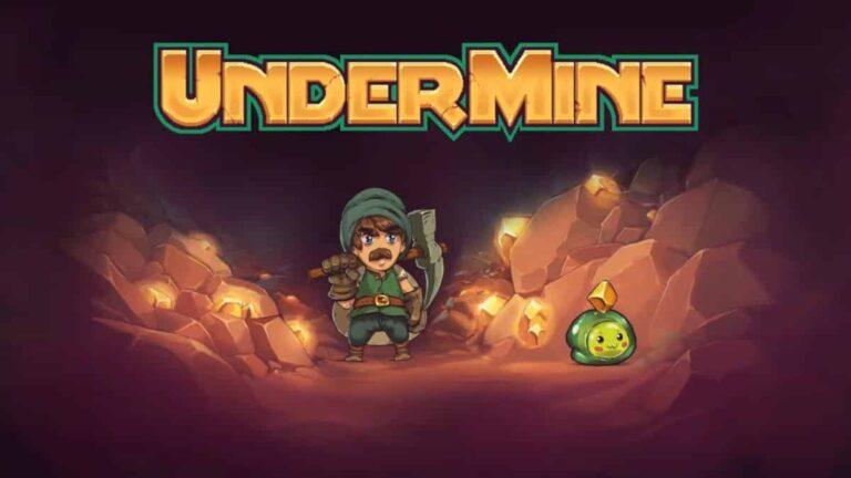 تاریخ انتشار بازی UnderMine مشخص شد