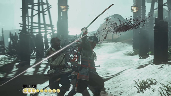 نقد و بررسی بازی Ghost of Tsushima 10