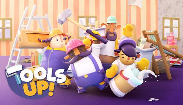 نقد و بررسی بازی Tools Up! 13