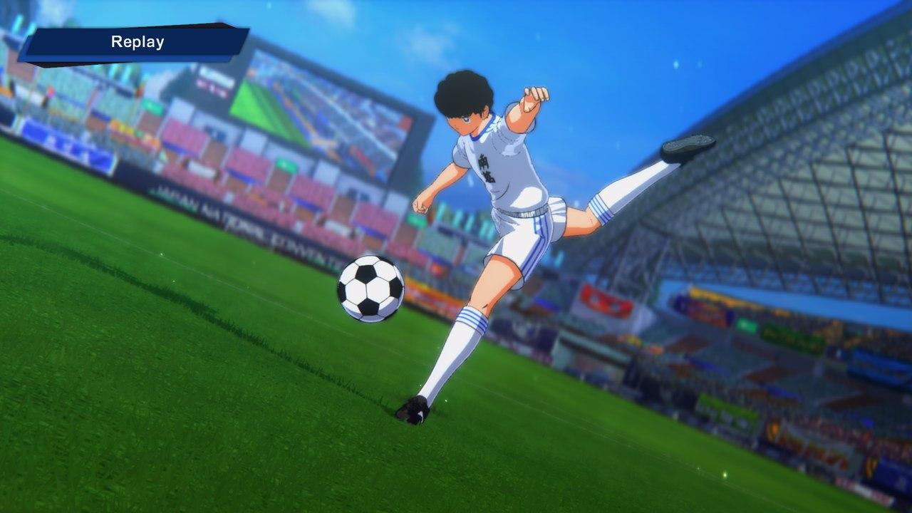 نقد و بررسی بازی Captain Tsubasa Rise Of The New Champions 28