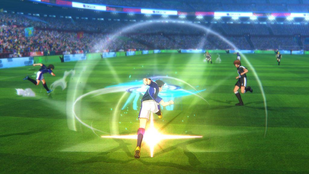 نقد و بررسی بازی Captain Tsubasa Rise Of The New Champions 33